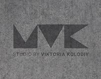 Логотип. MVK