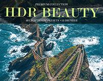 HDR Beauty Presets for Lightroom