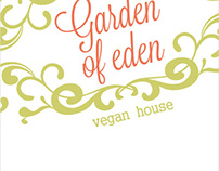Garden of Eden - Vegan food studio