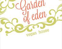 Garden of Eden - Vegan food studio