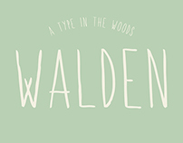 Walden – Type in the woods