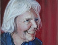 Geraldine Mucha - Oil Painting