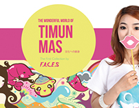 F.A.C.E.S - The Wonderful World of Timun Mas