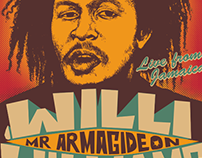 Willi Williams Italian Tour [Artwork]