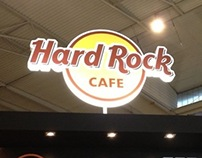 Stand Hard Rock Cafe