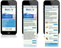 Burcon Nutrascience Mobile Website