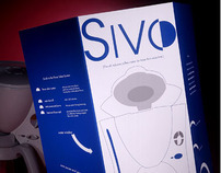 Sivo Coffee Maker Packaging