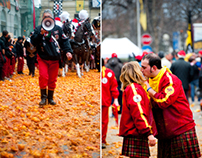Ivrea Carnival
