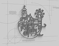 the folly // logo design