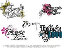 Logo Layouts of Various companys