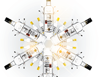 Ketel One Christmas Card