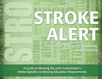 Stroke Alert book cover