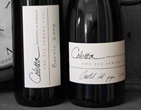 Coletta Family Vintage - Label Design