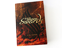 Book Design - In the Shadow of Swords