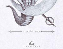 SEEKING PEACE (POSTER)