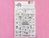 Mama Elephant | Spring Garden