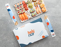 HolyRice food delivery (Germany)