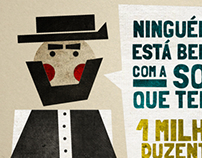 Lotaria à Portuguesa | Ninguém está bem...