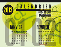 calendrier 2013 TCL