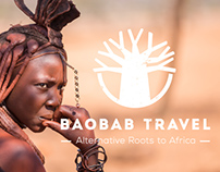 BAOBAB Travel Rebranding and Website