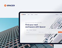 Spacer - Real Estate Web Service