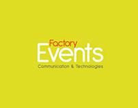 Factory Events - Communication & Technologies