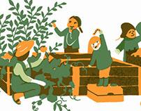 Gardening School