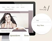 Salco au Naturel - website