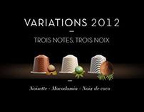 Variations 2012
