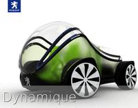 Dinamique Concept car