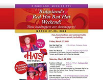 Red Hat Festival Ridgeland