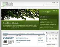 Methodist Sr Services Intranet