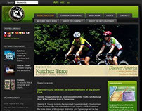 Natchez Trace Compact Website