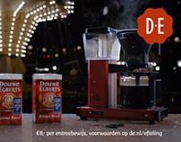 TV commercial Winter Efteling actie Douwe Egberts [2012