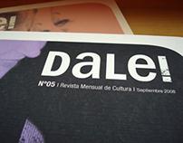 Revista DALE! / Magazine Dale!
