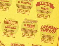 Pastificio Savioli - List of products