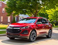 Chevrolet Equinox facelift