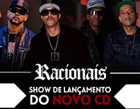 Show Racionais (Divulgação)