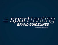 Sport Testing - Brand Guidelines