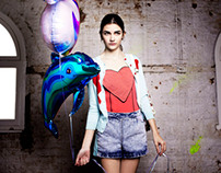 ASOS.com Homepages - Summer 2012.