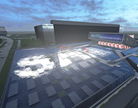 Samsung H3 Concert Hall/Sports Field Feasibility Study