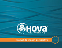 Brand Manual for Hova Networks
