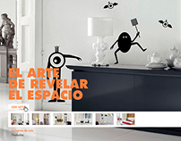 Web Revista Living
