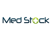 MedStock LLC logo development