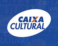 Sinalização Caixa Cultural - Wayfinding