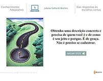 Sistema de pesquisa para Coach Juliana G. Martins