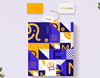 Monden Shop . Branding & Web Design
