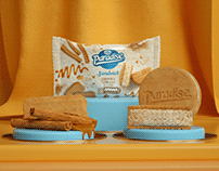 Paradise Ice Cream Sandwich