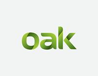 Oak Digital Print