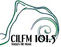 CILFM 101.5 Logo